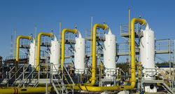 Подземные хранилища для природного газа