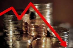 ВВП снижается третий квартал подряд