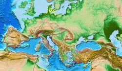 Италию ожидает сильное землетрясение