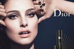 Реклама туши Dior с Натали Портман