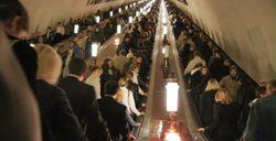 Из-за «взбесившегося» эскалатора могут проверить всё метро