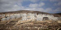 поселения на палестинских территориях