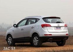 В 2013 году Украина начнет производство китайских автомобилей JAC