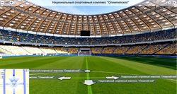 Панорамные снимки стадионов перед Евро-2012