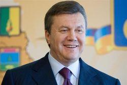 Янукович лично вручал награды