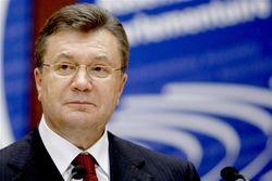 Янукович пообещал НАТО помощь