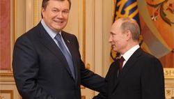 Янукович посетит Матушку-Россию осенью