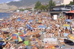 2.6 млн. туристов Крыма