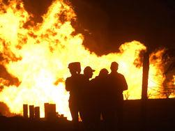 В Египте взорвали газопровод в Израиль