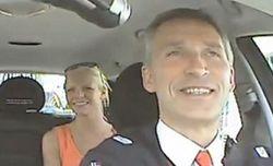 PR: клиентов службы такси развозил премьер-министр Норвегии