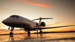 В Лондоне открылся первый в истории бутик частных самолетов