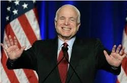 Джон Маккейн хочет спасти жизни в Сирии, разбомбив ее «Патриотами»