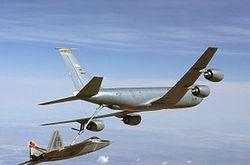 На месте крушения КС-135 ВВС США нашли фрагменты тел летчиков