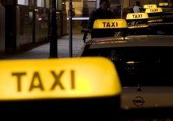 Во Львове проверяют таксистов