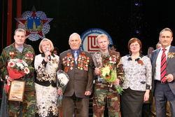 Ветераны в Чечне