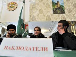 Выборы в Ингушетии