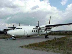 Fokker F-27