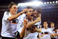 немецкая футбольная команда