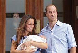 Кейт Миддлтон не нужна няня: принц и герцогиня сами воспитают сына