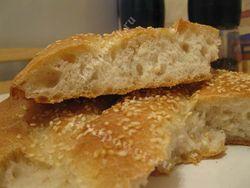 Есть ли на Земле более древний, важный продукт для человека, чем хлеб.  Вряд ли Евреи всегда пекли вкусный хлеб.5.