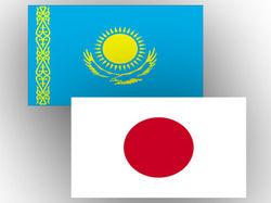 Казахстан и Япония