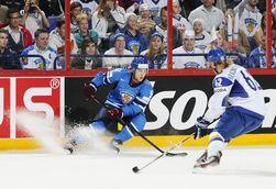 Казахстан в ЧМ по хоккею