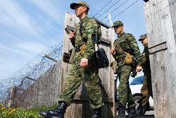 Казахские пограничные службы
