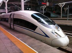 Китай хочет строить железные дороги в России