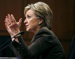 Клинтон негативно отозвалась о выборах