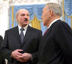 Когда Назарбаев прибудет в Беларусь