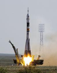 """Старт спутника """"Кондор"""" с Байконура отложили из-за повреждений"""
