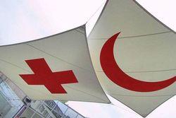 Красный Крест проводит эвакуацию