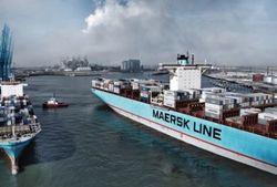 Крупнейшая компания по морским перевозкам