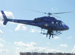 вертолет МВД