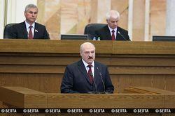 Версия Александра Лукашенко