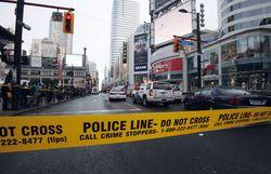 Стрельба в торговом центре Торонто