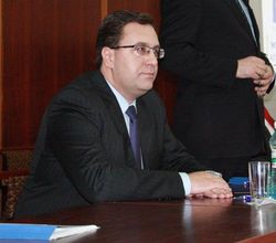 Посол Молдовы в России