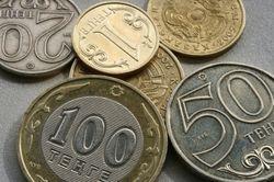 Курс тенге упал к евро, швейцарскому франку и фунту