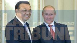 Сибирь - магистерий инвестиций России и Китая
