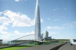 """Первым подрядчиком небоскреба """"Лахта-центр"""" станет дубайская компания"""