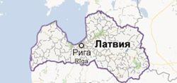 Латвия: получить независимость от СССР