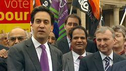 Лейбористы выигрывают на выборах
