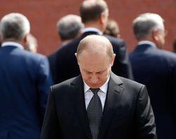 Рейтинг Владимира Путина