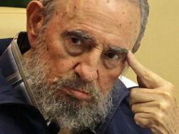 Фиделя Кастро разбил инсульт