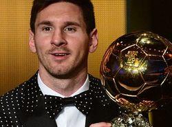 Живая легенда футбола – Лео Месси снова лучший