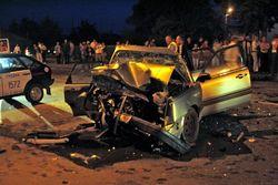 Лобовое столкновение под Лидой: есть жертвы и раненые