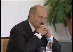 Лукашенко слушал доклад