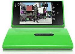 Nokia представила Lumia 920 в свежем мятном цвете