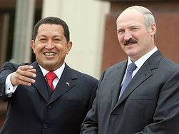 Лукашенко и Чавес