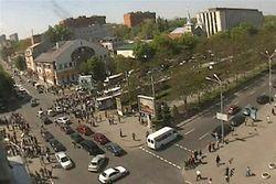Взрывы в Днепропетровске.